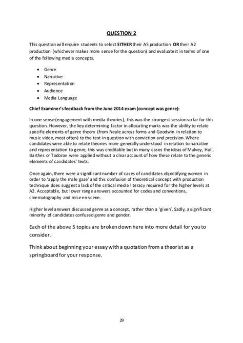 Media Essay Topics by Essay Topics For Media Studies