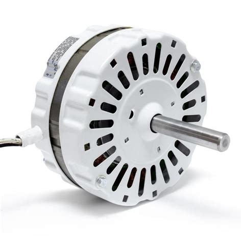 exhaust fan motor lowes shop air vent 120 volt 5 375 in dia gable vent fan motor
