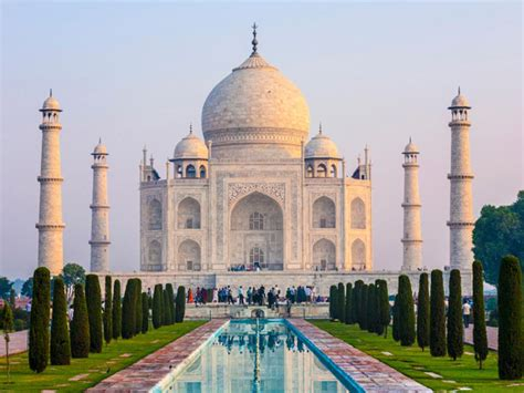 Taj Mahal, Agra, India   Map, Location, History, Facts