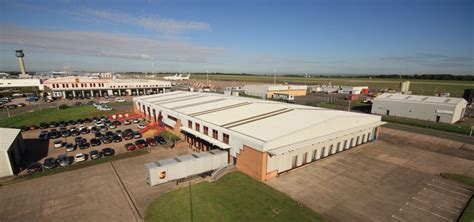 heavyweight air express agrees 20 000 sq ft deal at east midlands mag property