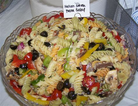 pasta salad ingredients italian macaroni salad recipe dishmaps