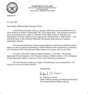 Recommendation Letter Introduction Army Letter Of Introduction Format 4 Army Letter Of Introduction Exle Introduction Letter