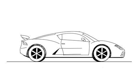 draw a car junior car designer