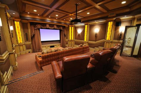 Media Rooms by Furniture Ideas For A Media Room Slideshow