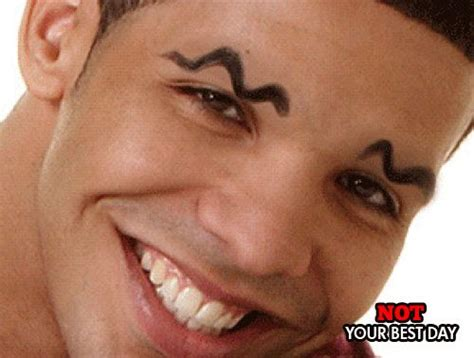 cosmetic tattoo fail 17 best images about bad eye brows on pinterest