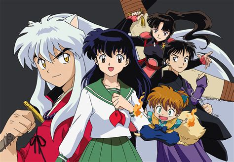 Imagenes Del Anime Inuyasha | 191 c 243 mo cambi 243 el manga de rumiko takahashi con inuyasha
