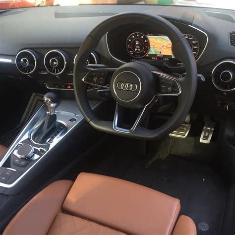 Audi Tt 2015 Interior by 2015 Audi Tt 45tfsi Interior India Spec Indian Autos