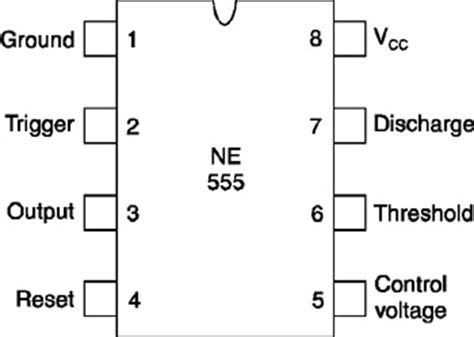 555 chip diagram chapter 6 555 timer ic engineering360