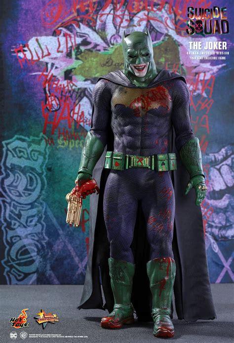 Figure Joker Motif 1 toys squad the joker batman imposter
