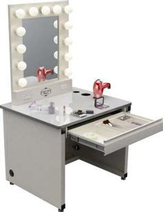 Makeup Desk With Mirror And Lights by 1000 Images About Vanity Set On Vanity Desk