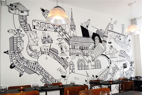 creatively designed artistic wall design decorate ideas interior amazing ideas