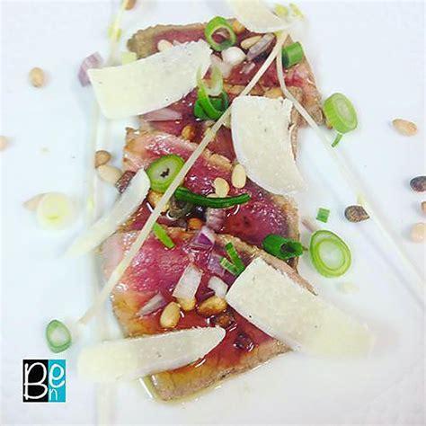 l馗ithine de soja cuisine recette de le tataki de boeuf au soja