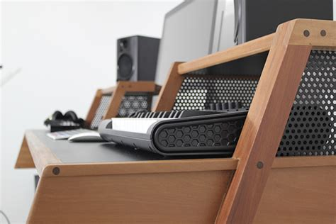project studio desk home studio desk on behance