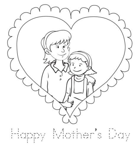 gallery for gt honor your mother and father coloring page
