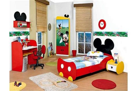 chambre mickey collection des chambres 224 coucher mickey mouse b 233 b 233 et