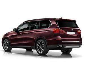 2017 Bmw X7 2017 Bmw X7 Release Date Specs Interior And Pictures