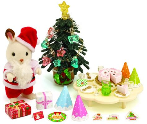Attractive Loving Family Christmas Dollhouse #10: CALICO-CRITTERS-HOLIDAY-SET.jpg
