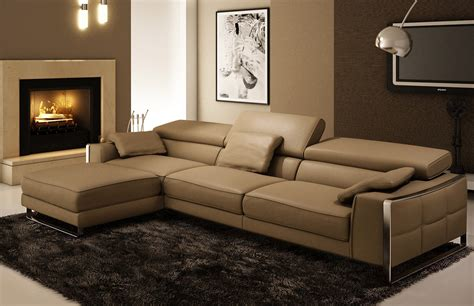 light brown leather corner sofa leather sofa ercole