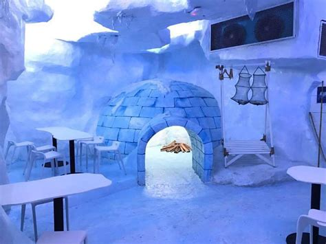 theme hotel in penang the first ice themed caf 233 in malaysia is a perfect retreat