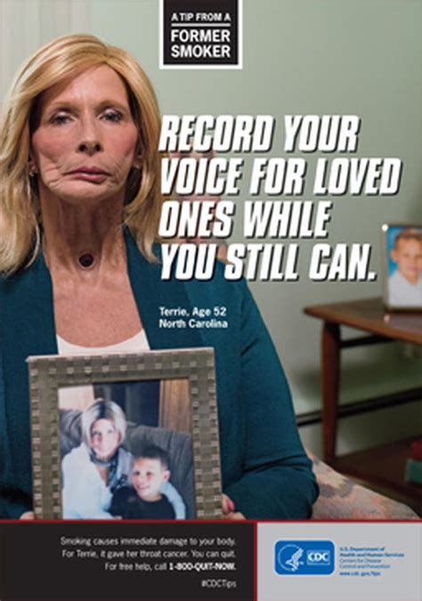 what to get someone whose died in graphic anti ad dies from cancer cbs news
