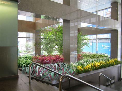 design house decor floral park ny park avenue atrium new york city 187 studio39 landscape