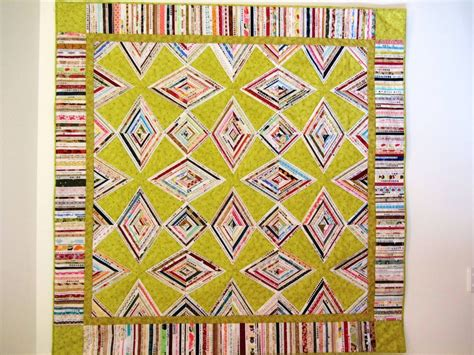 Gum Valley Patchwork - green zinger quilt gum valley patchwork