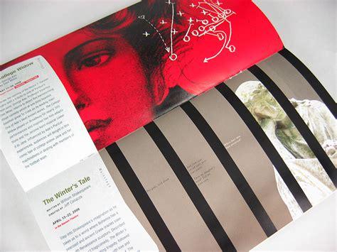Purdue Theatre 2005 06 Season Brochure Davis Design Partners Phlet Template Microsoft Word