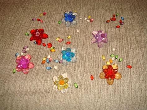 Bunga Hias Aster Mini besthappycraft bros maniik manik akrilik
