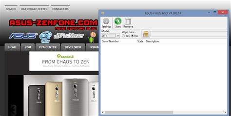 tutorial flash asus z00ud download asus flashtool 1 0 0 14 for windows asus