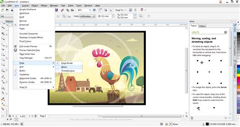 tutorial corel draw x7 coreldraw graphics suite x7 terbaru full version dan