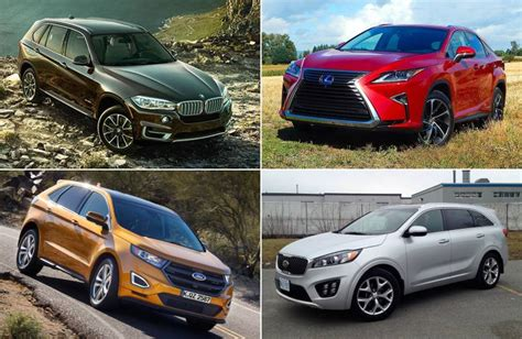Most Fuel Efficient Midsize Suv by The Top 10 Fuel Efficient Midsize Suvs Driving