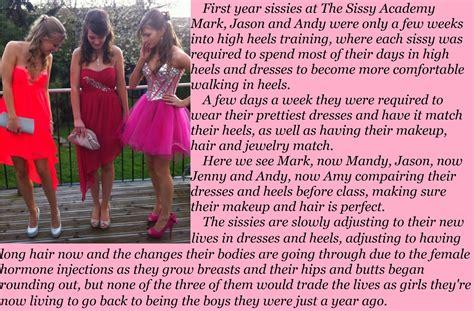 forced crossdressing for prom captions 1 jpg 1600 215 1051 sissy feminzation captions