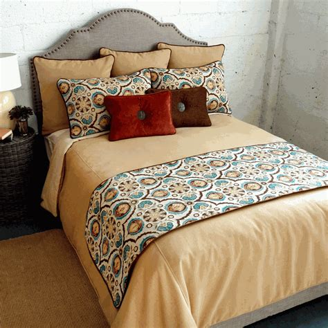 malta deluxe bed set queen