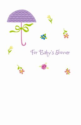 Baby Shower Greeting Cards To Print Out by A Special Gift For Baby Greeting Card Baby Shower