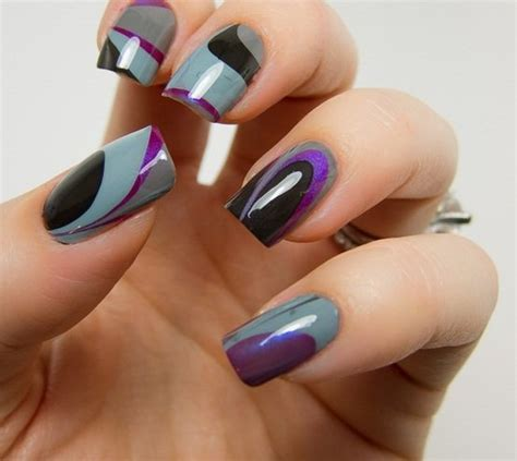 24 beautiful and attractive nail all for fashion design