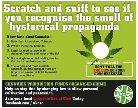 how to make scratch and sniff cards brits mailing out 210 000 marijuana scratch and sniff