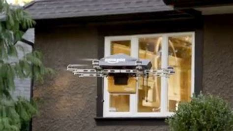 amazon comn amazon s drone delivery idea launches funny tweets abc news