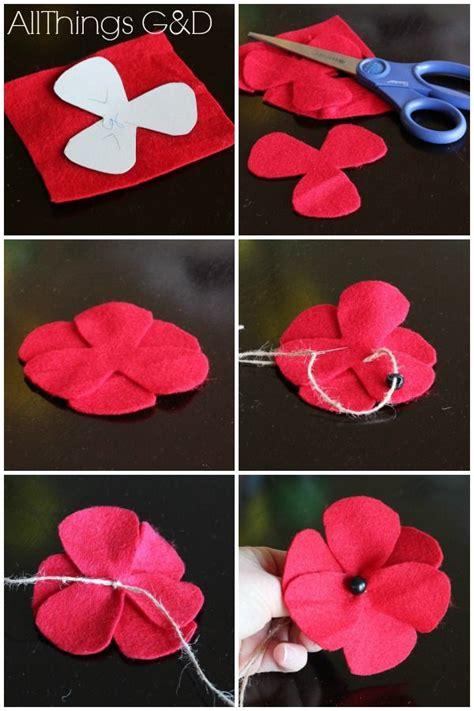 poppy craft template 25 unique poppy craft ideas on remberance day