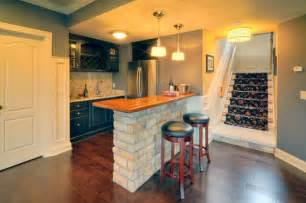 Basement Kitchen And Bar Ideas Turn Your Basement Into A Bar 20 Inspiring Designs That Will Make You Drool