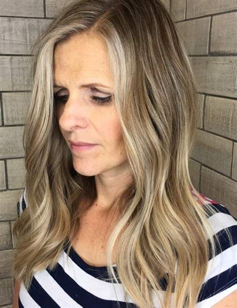 best hair color for middle aged women 14 sensational hairstyles for women over 50