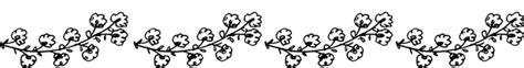 freebies doodle transparent free digital ornament border scrapbooking embellishment