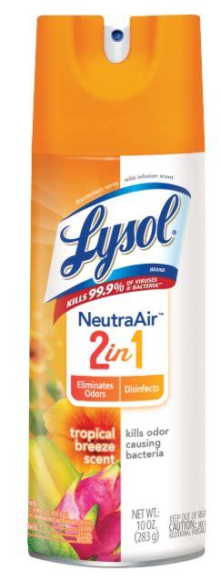 lysol disinfectant spray lemon breeze