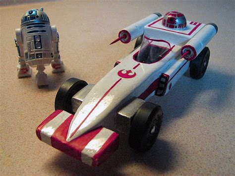Wars Pinewood Derby Car Templates Star Wars Pinewood Derby Car Boys Life Magazine