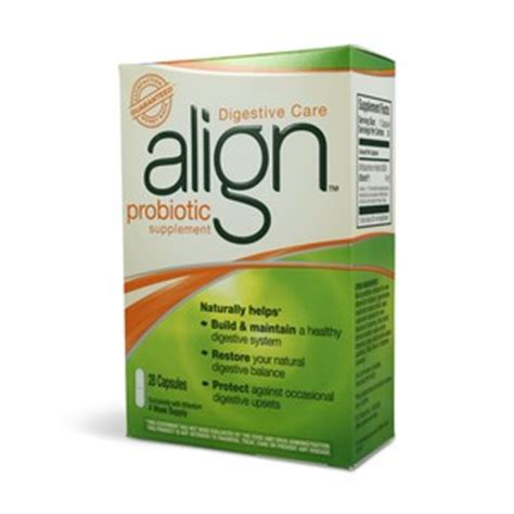 align probiotic supplement side effects supplementation of infant formula with probiotics and or