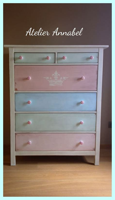 multi colored drawer dresser dresser with multi colored drawer fronts pastel pink