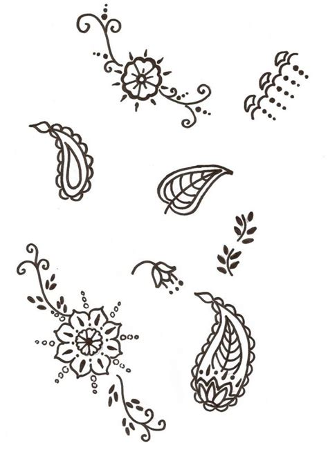 henna design patterns simple henna designs for beginners