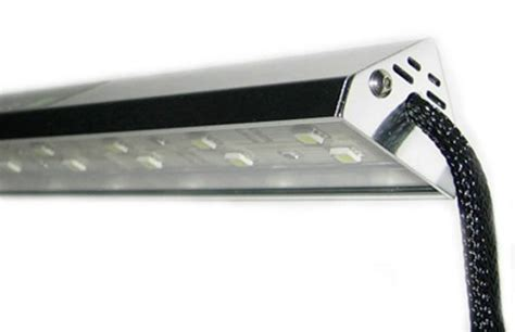 led l china led display case lighting mxii v 61 quot warm white vcmv61