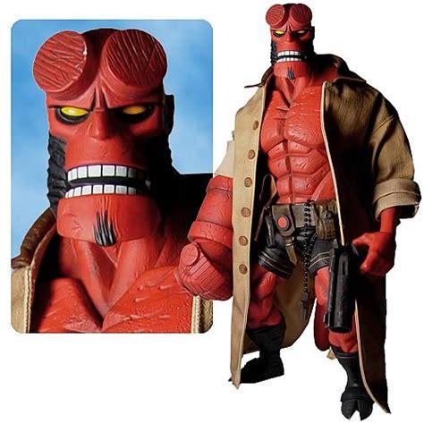 Hellboy 18 Inch Mezco hellboy comic 18 inch figure mezco toyz hellboy figures at entertainment earth