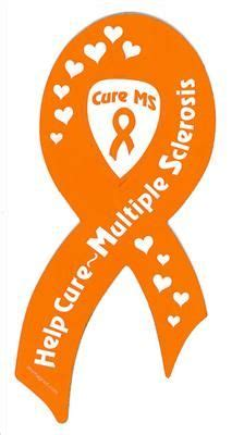 ms ribbon color sclerosis awareness ms support for lovey