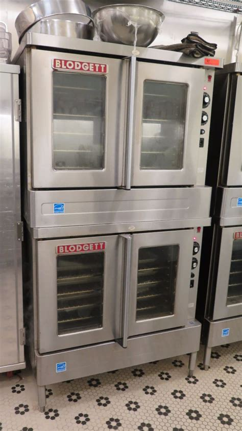 Sho Metal blodgett size convection oven model sho 100 e